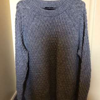 H&M Grey Knit