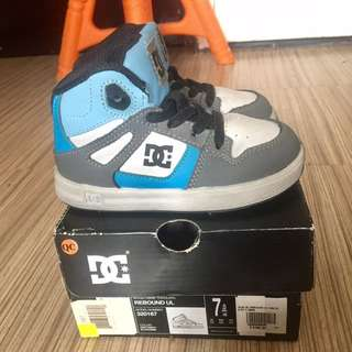 Original DC Toddler Shoes