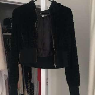 Furry Jacket/Hoodie