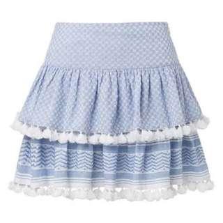 Seed Tassel Skirt Size XS