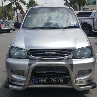 PERODUA KEMBARA 2004  DVVT 1.3CC MUNUAL ( GOOD CONDITION)