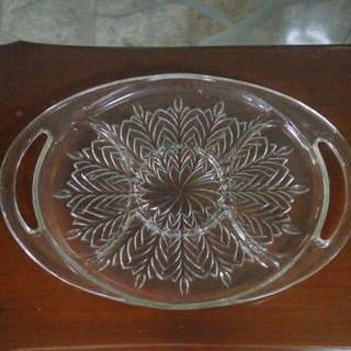 Serving Platter with Handles