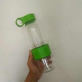 🚚 檸檬杯 泡茶杯 玻璃杯 水壺