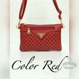 Prada Body Bag Leather