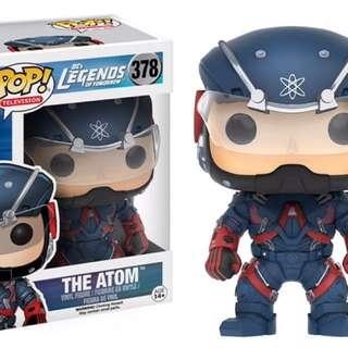 Original Funko Pop The Atom #378