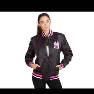 New York Yankees Bomber Jacket Size 10