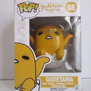 Original Funko Pop Gudetama The Lazy Egg #08