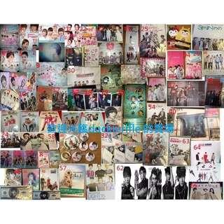 SHINee 官方周邊商品 *泰民、珉豪、Key、鐘鉉、溫流* 海報 CD DVD