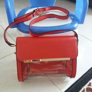 Fashion bag import like new