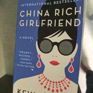 China Rich Girl Friend Book