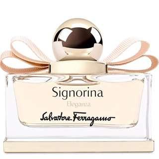Luxury Perfume Salvatore Ferragamo Signorina Eleganza 50ml