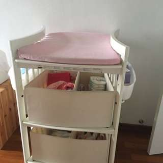 Stokke Changing Table - Reserved