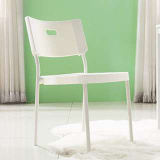 Simple and Neat Colored Chairs