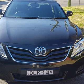 2009 Toyota Camry Altise Automatic Low Km