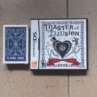 Nintendo DS Master Of Illusion
