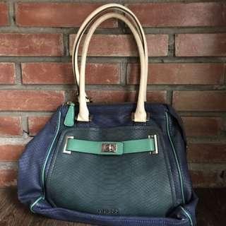 Guess Handbag Blue