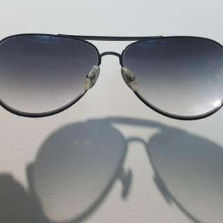 Michael KORS Sunglasses Eyewear Titanium Gradient