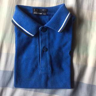 Fred Perry Kids Authentic