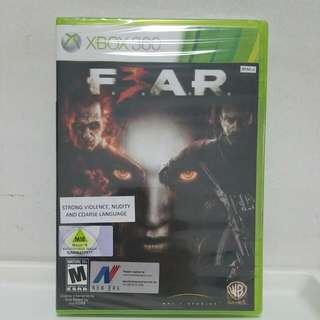 Xbox360 - FEAR 3