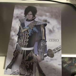 REIKA Zero Photobook