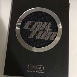 CNBLUE Ear Fun 3rd Mini Album