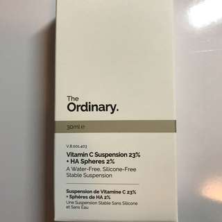 The Ordinary Vitamin C Suspension 23%  +HA