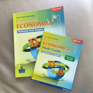 Exploring Economics 1 - Demand and Supply