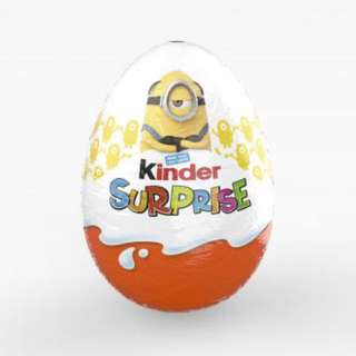 LIMITED EDITION Despicable Me 3 Minions Toy Kinder Bueno Surprise Egg