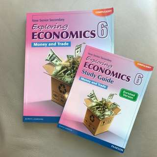 Exploring Economics 6 - Money and Trade