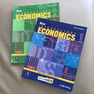 Introductory Economics 1 & 2