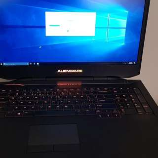 Perfect Condition 2015 Alienware 17