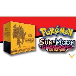 Pokemon - Guardian Rising - Elite Trainer Box