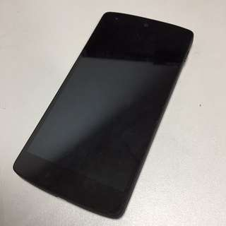 Faulty 壞LG Nexus 5 Problem Phone