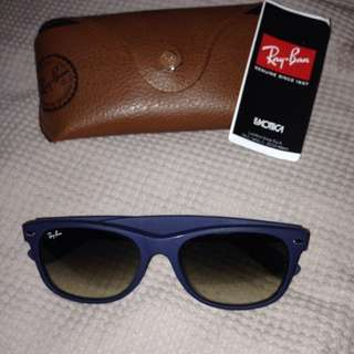 Blue Ray-ban Sunglasses