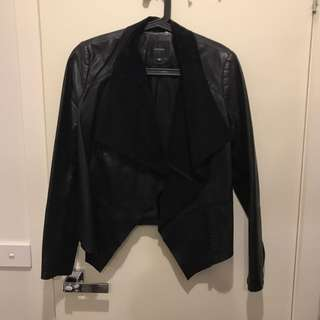 Portmans Faux Leather Jacket