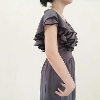 Dress Abu Abu Ala Korean