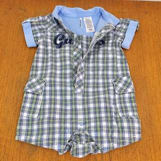 Baby Guess Romper - 3-6 Months
