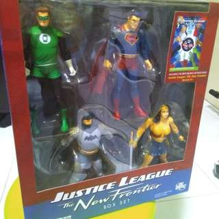 DC Direct Justice League The New Frontier Box Set