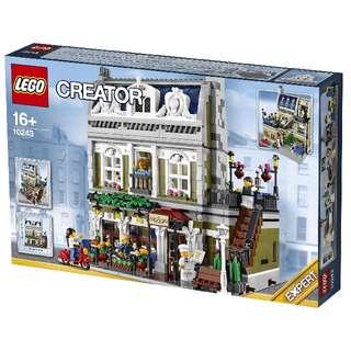 🚚 Lego Creator 10243 Parisian Restaurant