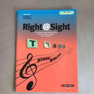 Right@Sight Piano Grade Five