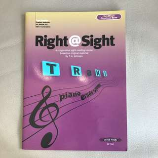 Right@Sight Piano Grade Seven