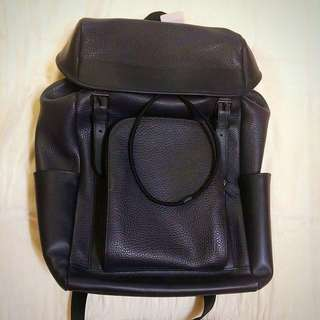 COACH F72311 Henry Backpack In Pebble Leather
