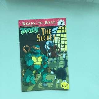 Teenage Mutant Ninja Turtles(The Secret)