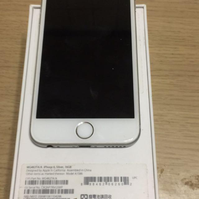 蘋果白色16g~9成新