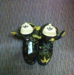 Adidas Originals® JS Camo Bear