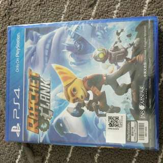 Ratchet & Clank For The PlayStation 4
