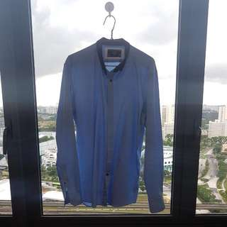 G2000 Long Sleeve Dress Shirt 16/34