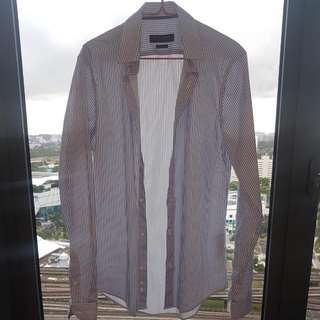 Zara Dress Shirt Small