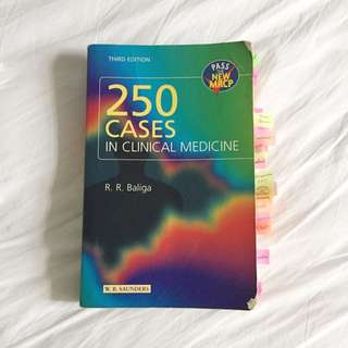MRCP 250 Cases In Clinical Medicine