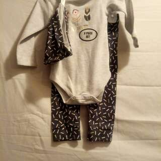 Brand New Girls 3 Price Outfit